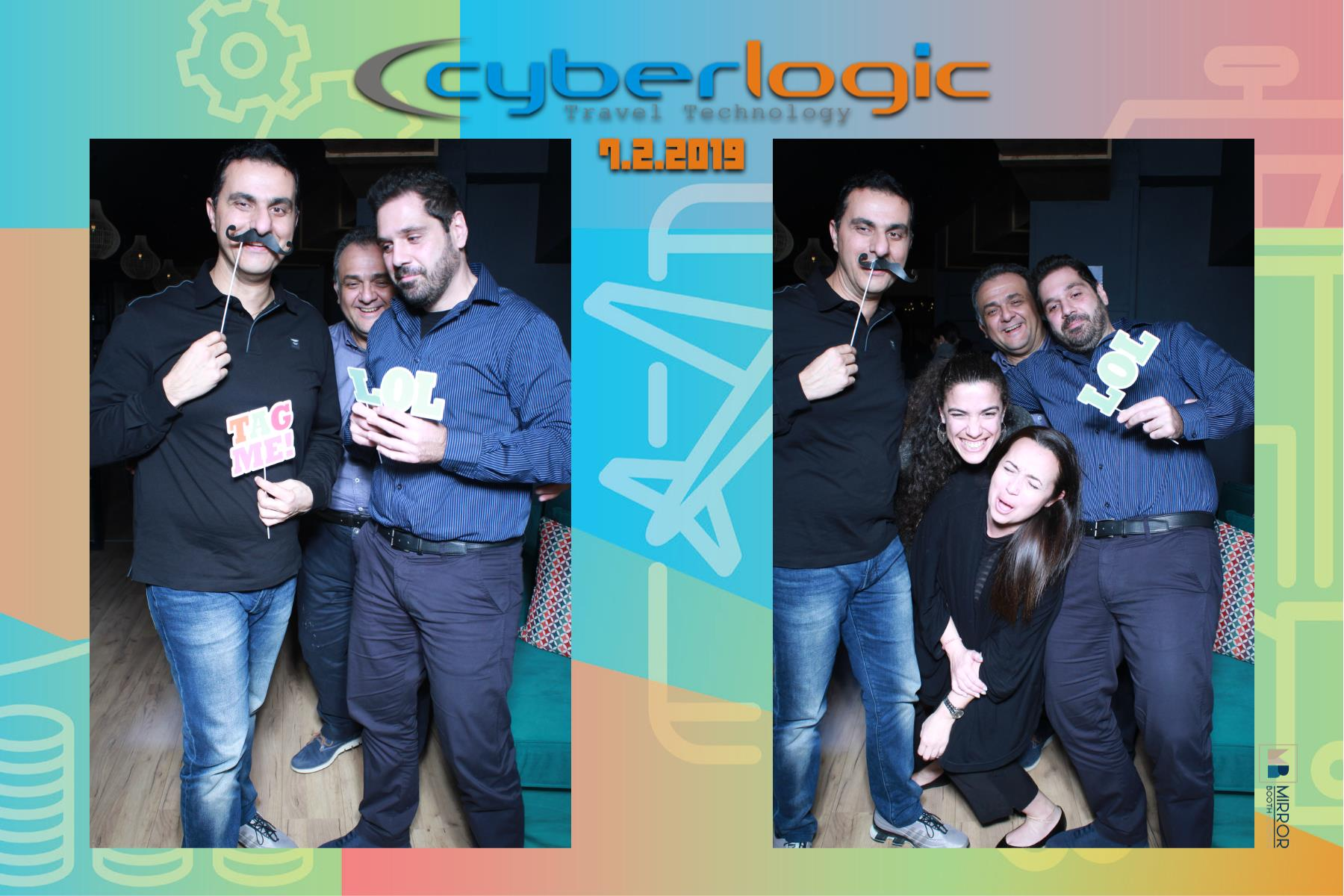 Cyberlogic Team 2019 Annual  Gathering