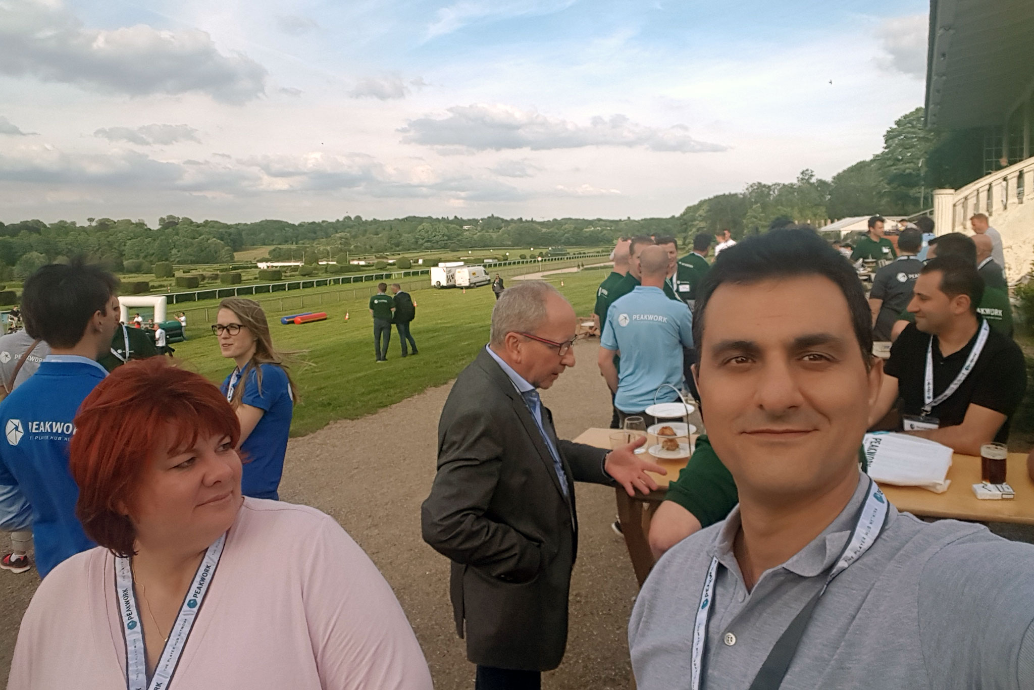 Cyberlogic Attended Peakwork Partner Connect Event 2017
