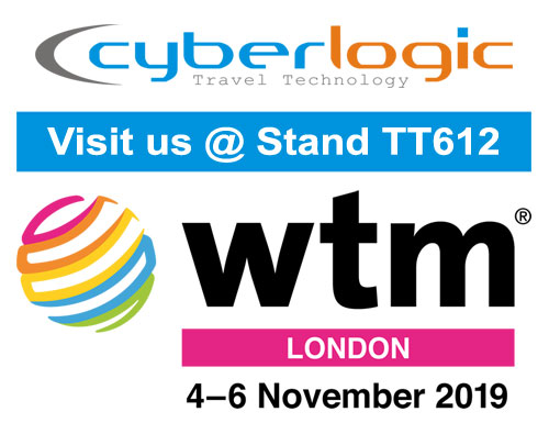 Visit Cyberlogic @ WTM London Stand TT612