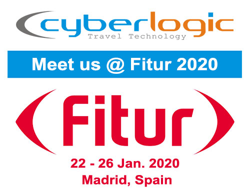 meet cyberlogic at fitur 2020