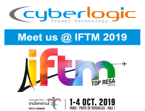 Meet Cyberlogic at IFTM 2019