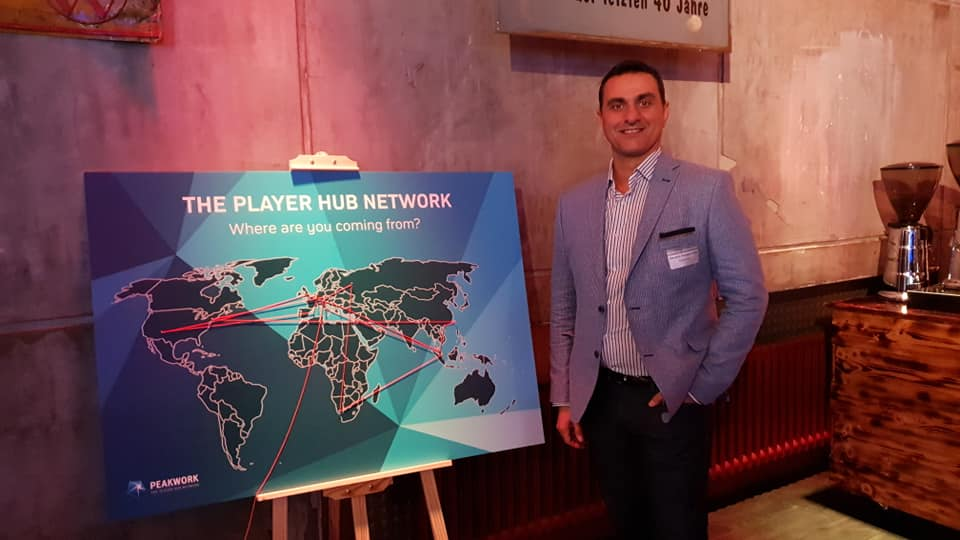 Cyberlogic @ Peakwork Partner Connect Event 2019 – Highlights