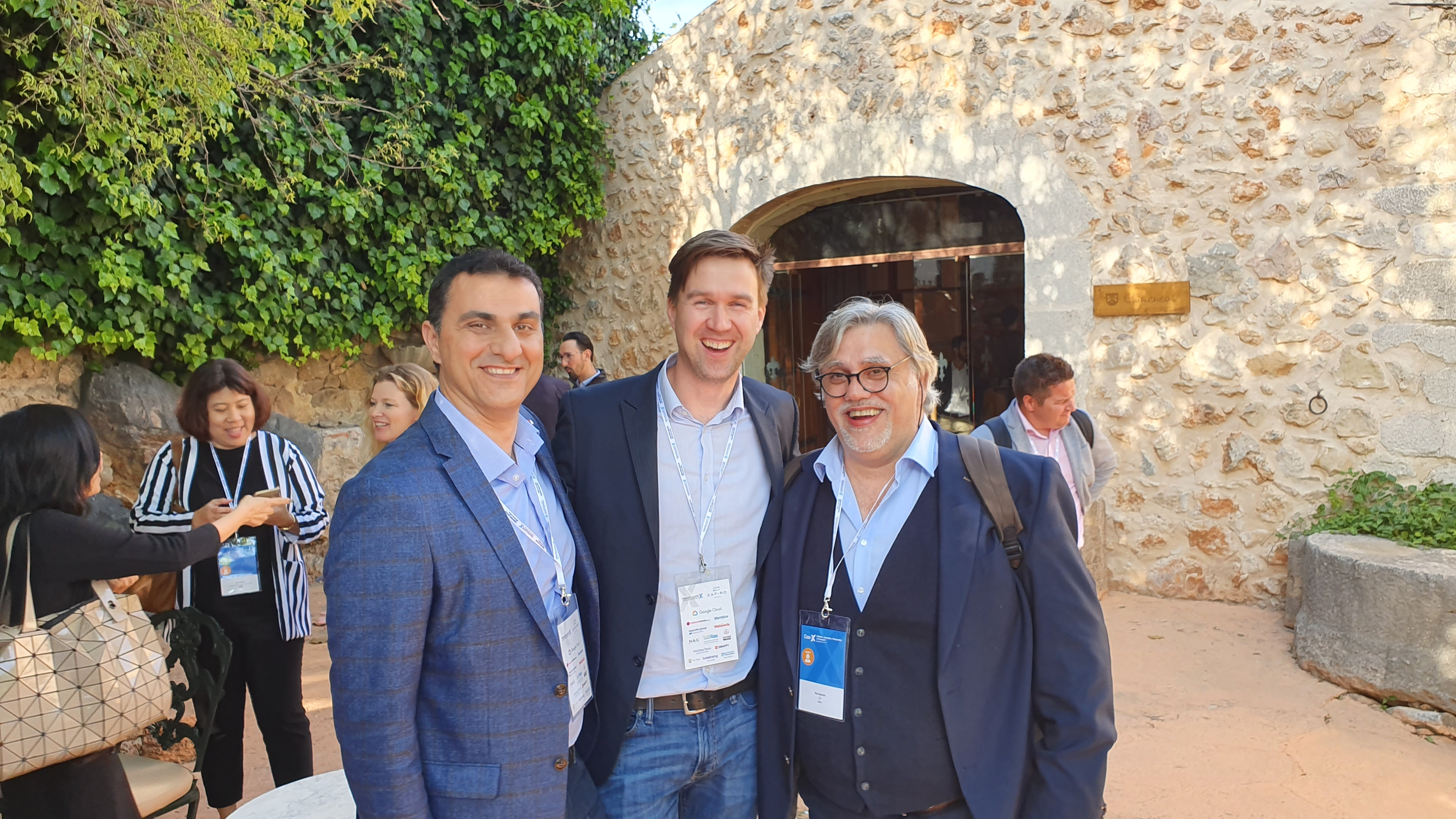 Cyberlogic @ TravelgateX Con-X Event 2019 - Highlights